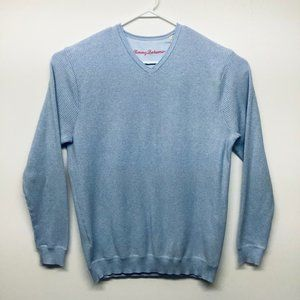 Tommy Bahama Size M RELAX Cotton Pullover Sweater